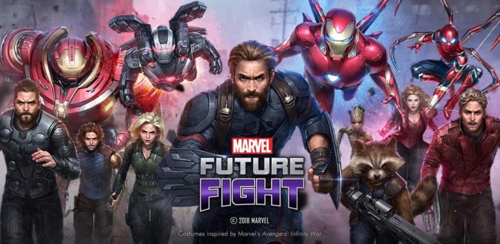 Marvel Future Fight Mod Apk