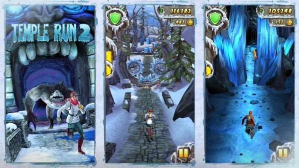 Download temple run 2 mod unlimited money