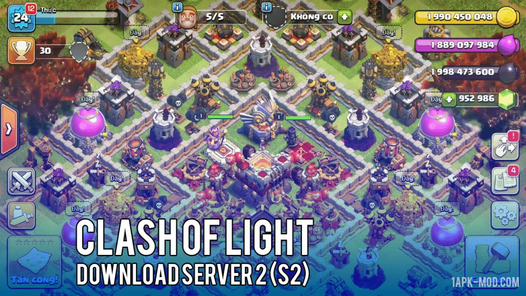 Clash Of Light S2