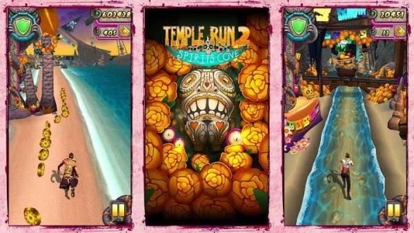 Temple Run 2 MOD APK Fee Download
