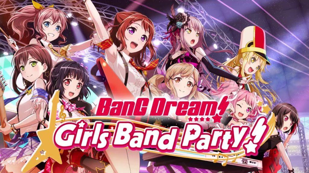bang dream girls band party mod apk