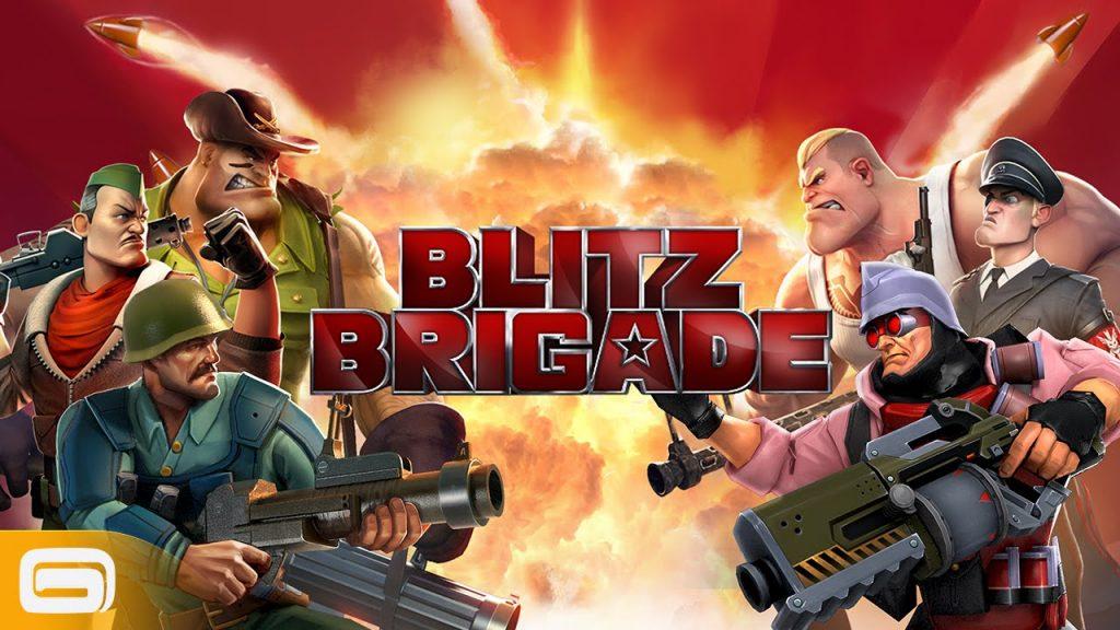Blitz Brigade Mod Apk