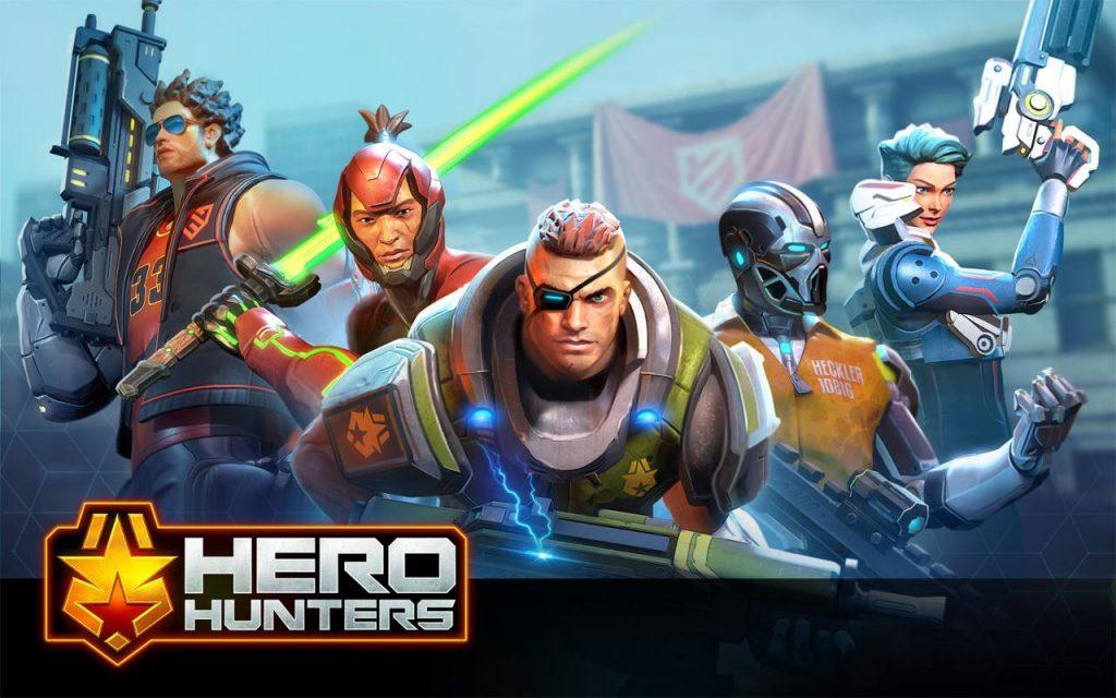 Hero Hunter Mod Apk