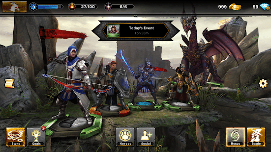 Heroes Of Dragon Age Mod Apk