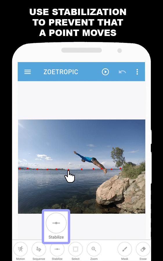 Zoetropic Pro Apk