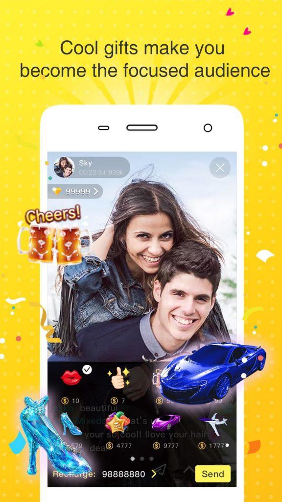 gogo live mod app