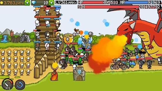 Grow Castle Hack Apk