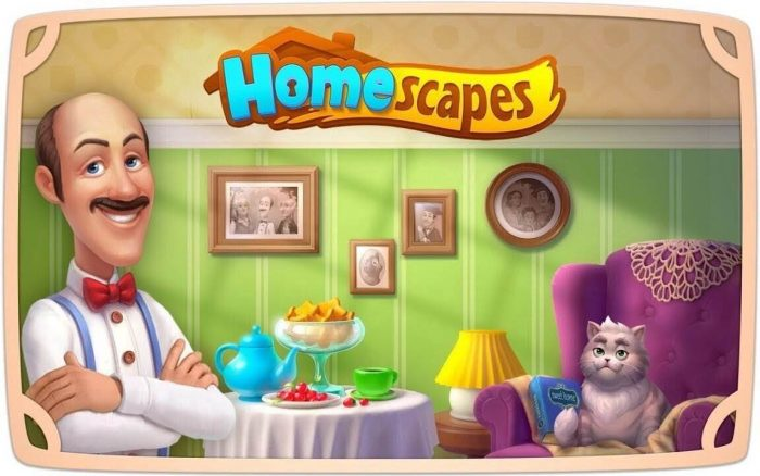 Homescapes Hack Apk