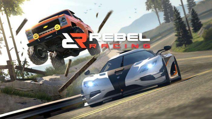 Rebel Racing Mod Apk Hack