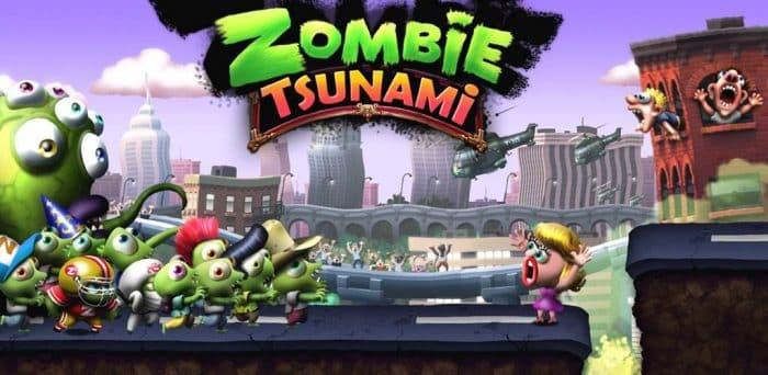 Zombie Tsunami Mod Apk v4.5.0 (MOD, Unlimited Money)