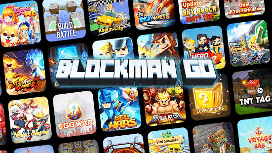 Blockman Go Mod Download