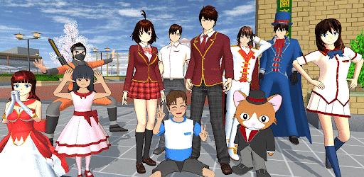SAKURA School Simulator Hack Download