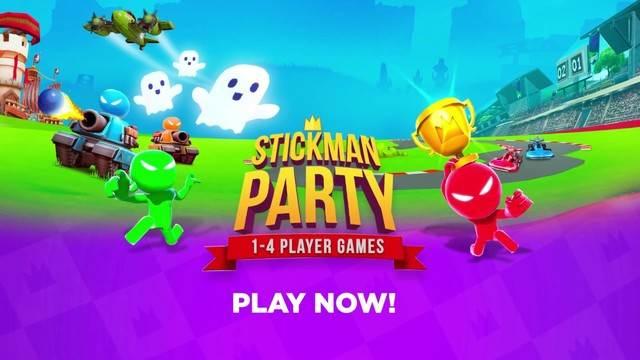 Stickman Party Hack Mod Unlimited Apk