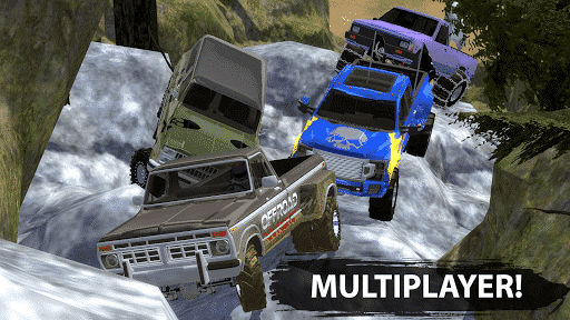 Offroad Outlaws Hack Unlimited Money